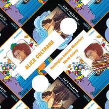 Alice Coltrane (1937-2007): Huntington Ashram Monastery / World Galaxy, CD