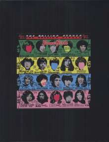 """The Rolling Stones: Some Girls (Super-Deluxe-Edition), 2 CDs, 1 DVD und 1 Single 7"""""""