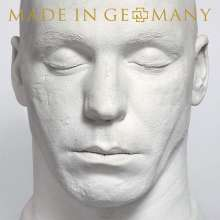 Rammstein: Made In Germany 1995 - 2011, CD