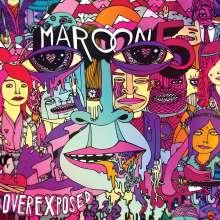 Maroon 5: Overexposed, CD