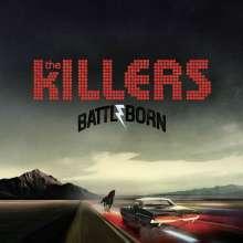 The Killers: Battle Born, CD