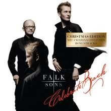 Falk & Sons - Celebrate Bach (Christmas Edition), CD