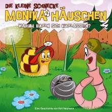 Kati Naumann: Die kleine Schnecke Monika Häuschen 30. Warum kugeln sich Kugelasseln?, CD