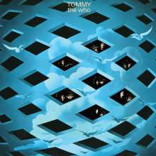 The Who: Tommy  (180g) (Deluxe Edition), 2 LPs