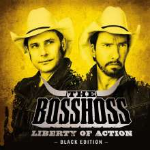 BossHoss: Liberty of Action (Black Edition), CD