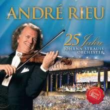 André Rieu: 25 Jahre Johann Strauss Orchester, CD