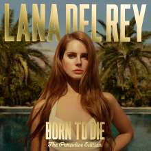 Lana Del Rey: Born To Die - The Paradise Edition EP (180g) (Limited Edition), LP