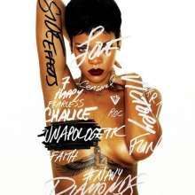 Rihanna: Unapologetic, CD