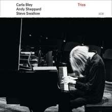 Carla Bley (geb. 1938): Trios, CD