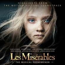 Filmmusik: Les Miserables (2012), CD