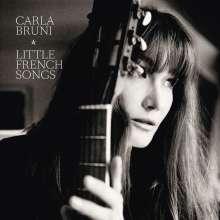Carla Bruni: Little French Songs, CD