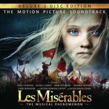 Filmmusik: Les Miserables (2012) (Limited Deluxe Edition), 2 CDs