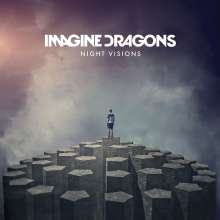 Imagine Dragons: Night Visions (Deluxe-Edition), CD