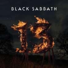 Black Sabbath: 13 (180g), 2 LPs
