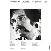 John Abercrombie (1944-2017): Timeless (180g), LP