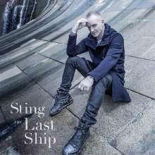 Sting (geb. 1951): The Last Ship, CD