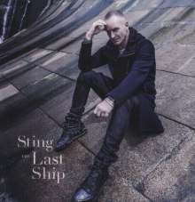 Sting: The Last Ship, LP