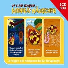Monika Häuschen Hörspielbox Vol.3, 3 CDs