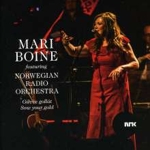 Mari Boine: Gilvve Gollat, Sow Your Gold: Live, CD