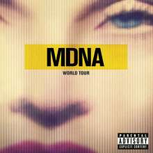 Madonna: MDNA World Tour 2012 (Explicit), Blu-ray Disc