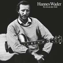 Hannes Wader: Es ist an der Zeit, CD