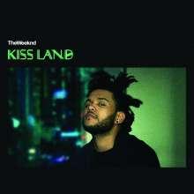 The Weeknd: Kiss Land, CD