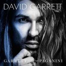 David Garrett (geb. 1980): Garrett Vs. Paganini, CD