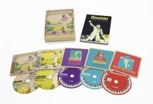 Elton John (geb. 1947): Goodbye Yellow Brick Road (40th Anniversary Box) (4CD + DVD + Hardcoverbuch), 4 CDs und 1 DVD