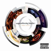 A Perfect Circle: Three Sixty (Explicit Version), CD