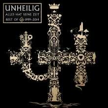 Unheilig: Alles hat seine Zeit: Best Of Unheilig 1999 - 2014, CD