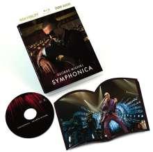 George Michael: Symphonica (Live), Blu-ray Audio