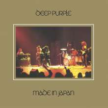 Deep Purple: Made In Japan 1972 (2014 Remaster), CD