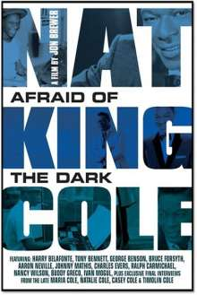 Nat King Cole (1919-1965): Nat King Cole: Afraid Of The Dark (Documentary), Blu-ray Disc