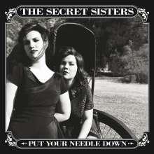 Secret Sisters: Put Your Needle Down, CD