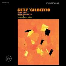 Stan Getz & João Gilberto: Getz / Gilberto  (50th-Anniversary-Deluxe-Edition), CD