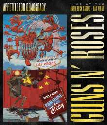 Guns N' Roses: Appetite For Democracy: Live At The Hard Rock Casino - Las Vegas 2012 (Explicit), DVD