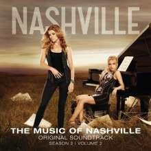 Filmmusik: The Music Of Nashville Season 2 Vol.2 (Deuxe-Edition), CD