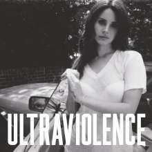 Lana Del Rey: Ultraviolence (180g) (Deluxe Edition inkl. 3 Bonustracks), 2 LPs