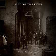 The New Basement Tapes: Lost On The River, CD