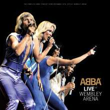 Abba: Live At Wembley Arena 1979, 2 CDs