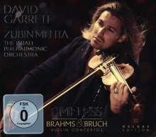 David Garrett - Timeless, 1 CD und 1 DVD