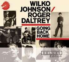 Wilko Johnson & Roger Daltrey: Going Back Home (Deluxe Edition), 2 CDs