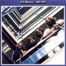 The Beatles: 1967 - 1970 (The Blue Album) (remastered) (180g) (Limited Edition), 2 LPs
