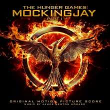 James Newton Howard (geb. 1951): Filmmusik: The Hunger Games:  Mockingjay Part 1, CD
