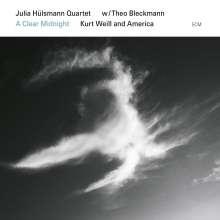 Julia Hülsmann & Theo Bleckmann: A Clear Midnight - Kurt Weill And America, CD