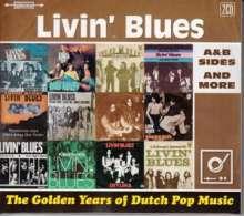 Livin' Blues: The Golden Years Of Dutch Pop Music, 2 CDs