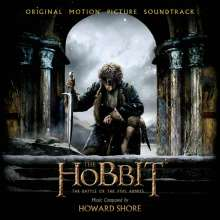 Filmmusik: The Hobbit: The Battle Of The Five Armies, 2 CDs