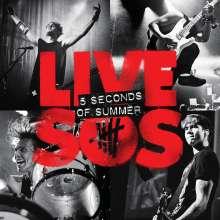 5 Seconds Of Summer: LIVESOS, CD