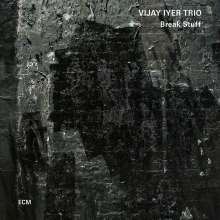 Vijay Iyer (geb. 1971): Break Stuff, 2 LPs