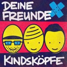 Deine Freunde: Kindsköpfe, CD